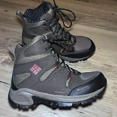 COLUMBIA Boots Men's size 7.5 Techlite
