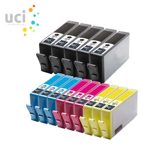 14-Ink-Cartridges-For-HP-364XL-Photosmart-5510-5515-5520-6510-7510-7520-non-oem