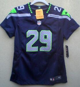 best sneakers 09c39 6ff91 Details about Earl Thomas III Nike Seattle Seahawks Women's Sewn Jersey -  MSRP $145