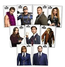 The Umbrella Academy Limited Edition 9-Card Set - EXCLUSIVE for eBay