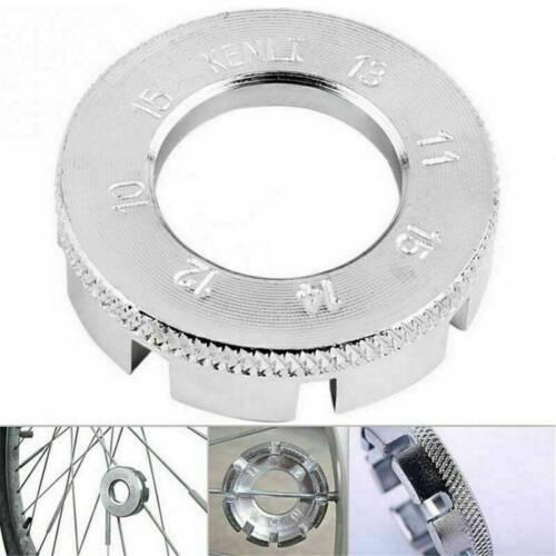 Bicycle Bike 8 Way Spoke Nipple Key Wheel Rim Wrench Cycle Bicycle Repair Tool