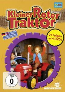 Kleiner-Roter-Traktor-Box-3-DVD-NEU-OVP