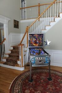 Embryon Pinball machine  1980 by Bally. Widebody collectors favorite!