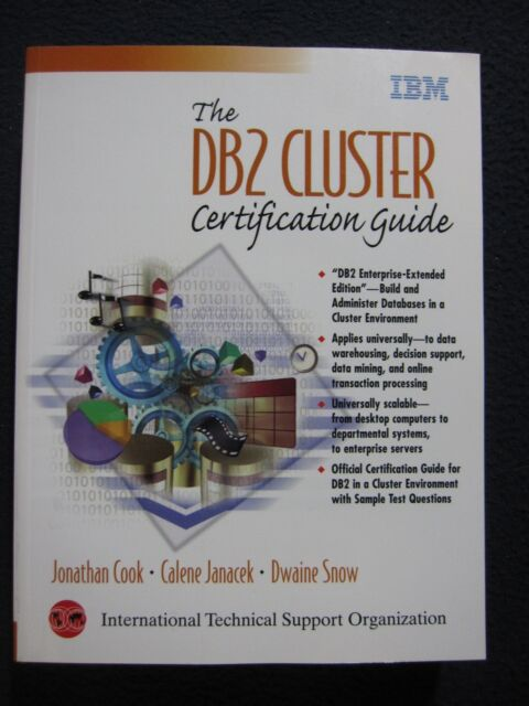 DB2 Cluster Certification Guide