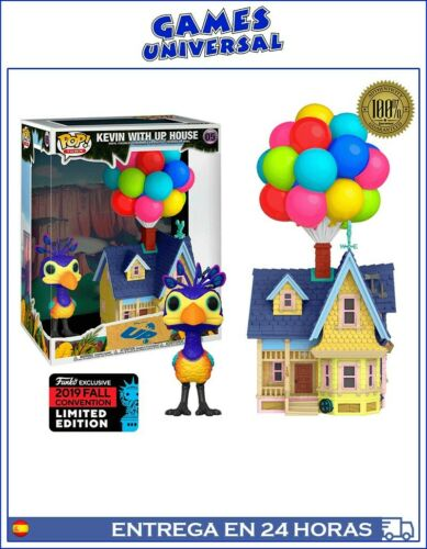 Funko Pop Kevin With UP House Limited Edition Convention