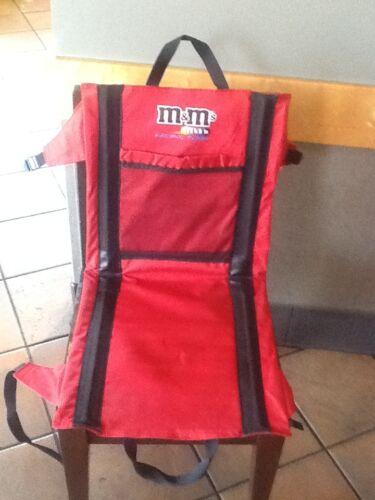 M/&M Racing Team Padded Folding Stadium Seat Chair Cushion Spectator Sports
