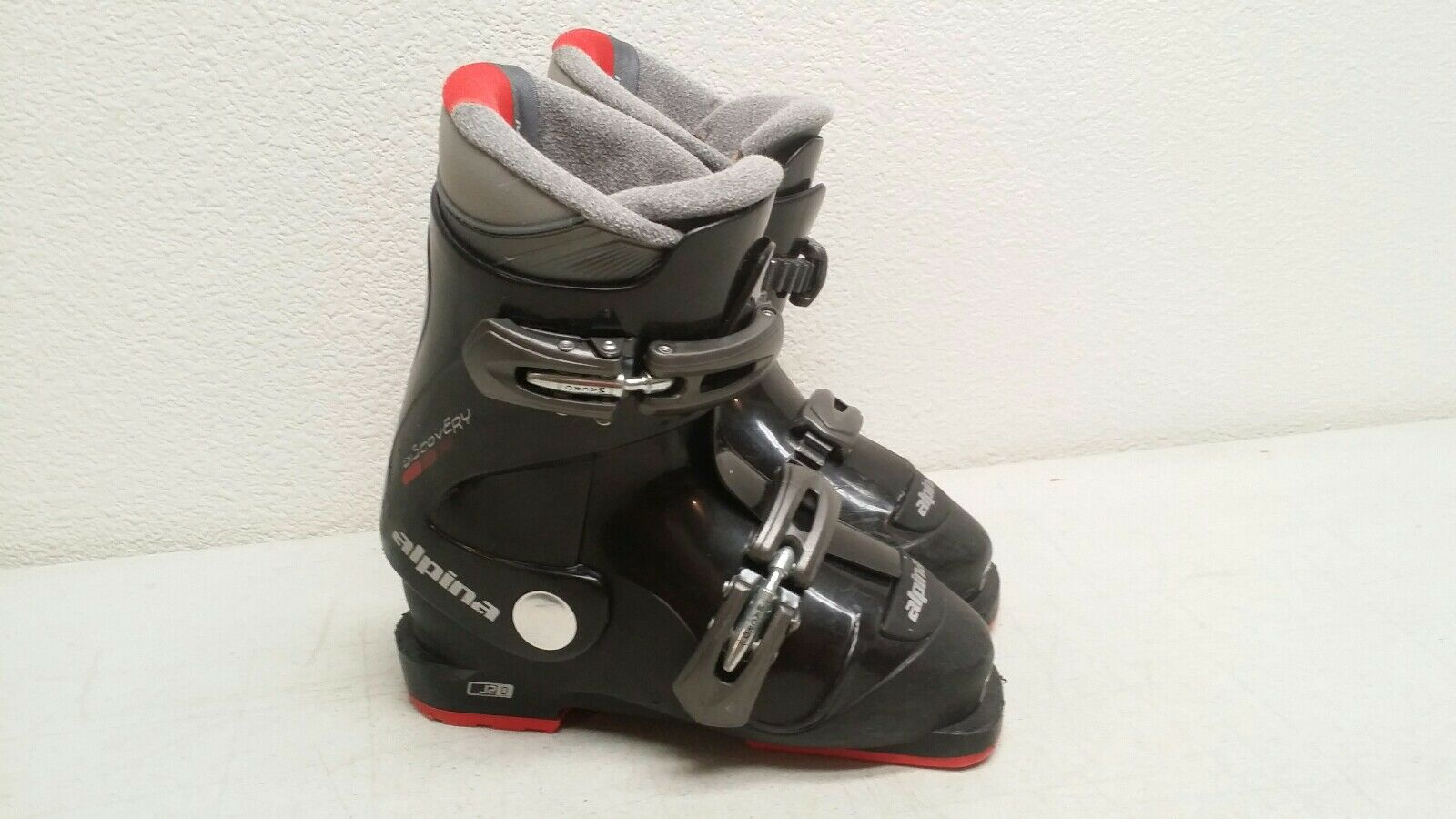 Alpine  Junior 190 Discovery Ski Boots US 12  outlet on sale