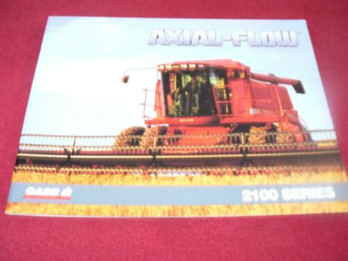Case International 2144 2166 2188 Combine Dealer/'s Brochure