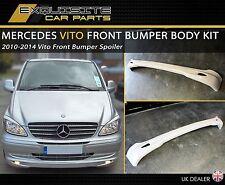 Mercedes VITO  W639 front bumper bodykit / diffuser / spoiler / Lip / kit