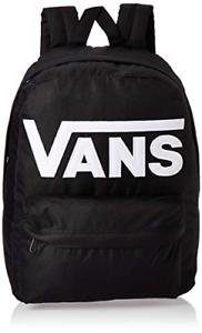 Vans OLD SKOOL III BACKPACK BLACK-WHITE, One Size