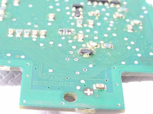 Siemens A5E02503065 Steuerplatine Modul