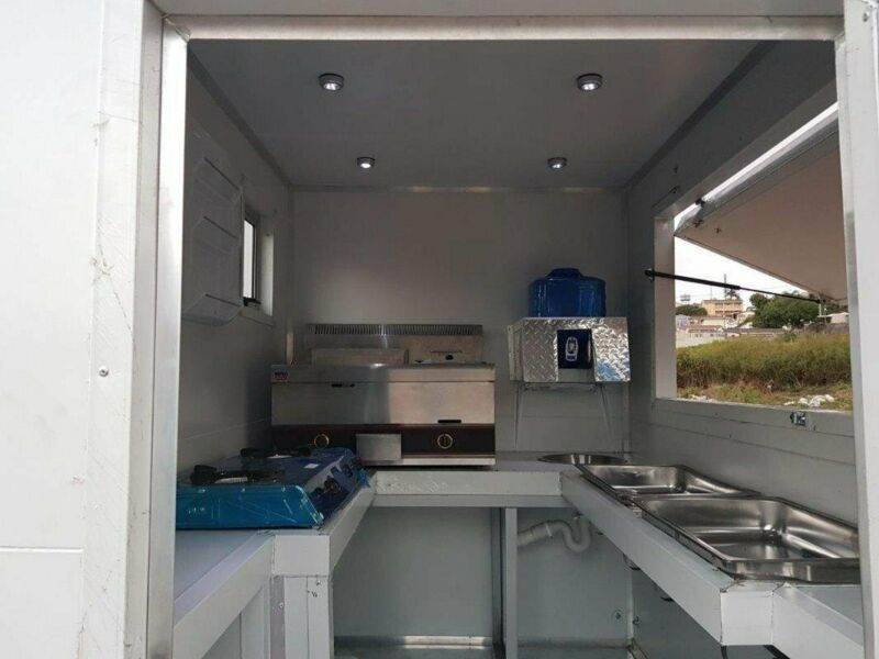 Mobile Kitchens and Mobile Coldrooms