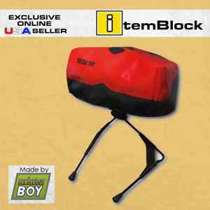 Nintendo-Virtual-Boy-Console-System-Dust-Cover-Exclusive-eBay-US-Seller