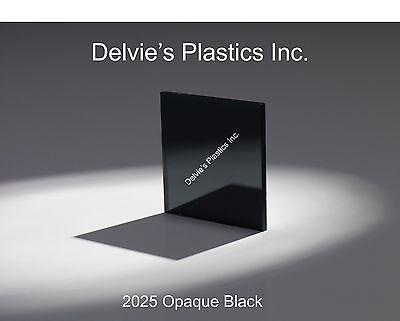 "Opaque Dark Brown Acrylic Plexiglass sheet 1//8/"" x 5.5/"" x 5.5/"" #2418"