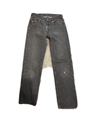 vintage levis 501 gray