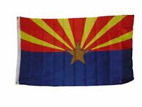 Arizona State Flag Size 3 X 5 3x5 Feet Polyester
