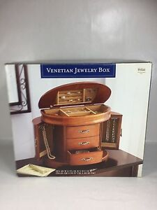 Bed Bath Beyond Venetian Jewelry Box eBay