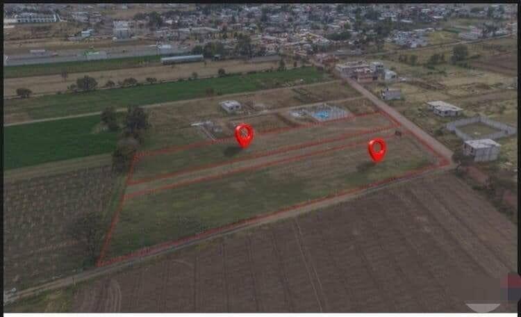 Terreno de 128 m2 en Valle de Tulancingo Hidalgo