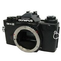 Olympus OM-4Ti Film Camera