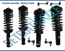 Brand New 8pc Complete Front & Rear Suspension Kit 1997-2001 Honda CR-V 2WD/4WD