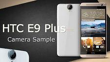 IMPORTED HTC One E9 PLUS 4G LTE DUAL SIM 5.5''QHD DISPLAY 20 & 13 MP CAM 3GB RAM
