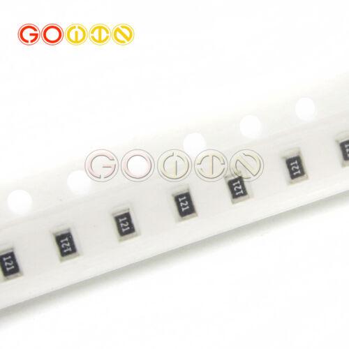 200//500PCS SMD Chip Resistor 0805 120R 120ohm 5/% HIGH QUALITY