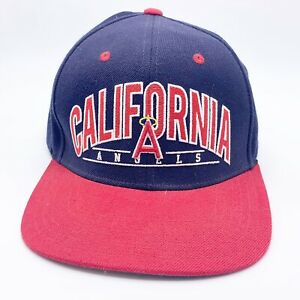 CALIFORNIA-ANGELS-hat-CAP-SNAPBACK-COOPERSTOWN-COLLECTION-American-Needle