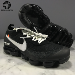 NIKE AIR VAPORMAX  OFF-WHITE ™  - BLACK WHITE-CLEAR - AA3831-001  2257b4118