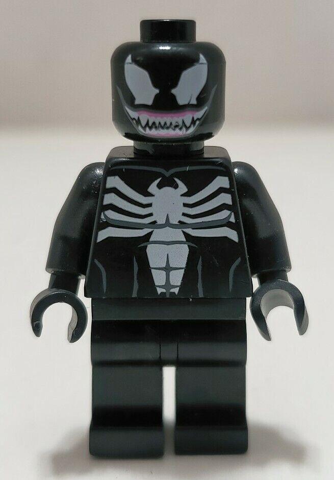 SH113 NEW LEGO VENOM FROM SET 10665 JUNIORS ULTIMATE SPIDER-MAN