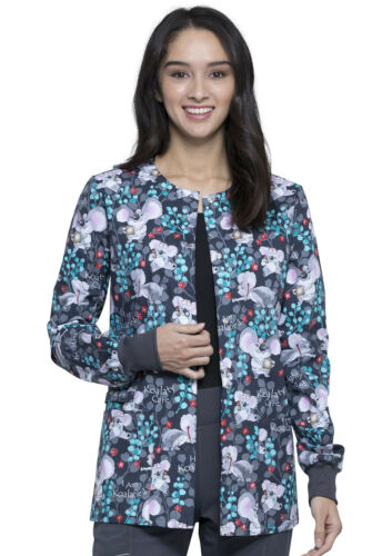 Cherokee Prints Snap Front Warm-up Jacket CK301 HIKO Highly Koalafield Free Ship