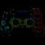 PS4-Scuf-Controller-Shark-Paddles-45-Designs-Auswahl-NEU-amp-vom-Haendler Indexbild 18