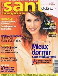 Brillant Sante Magazine N°394 Oct 2008 (2):mieux Dormir Sans Medicament