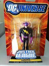 """DC Universe Justice League Unlimited MENTO Figure DCU JLU Fan 3.75"""""""