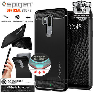 LG-G7-ThinQ-Case-Genuine-SPIGEN-Rugged-Armor-Resilient-Ultra-Soft-Cover-for-LG