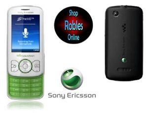 Sony-Ericsson-Spiro-Green-Ohne-Simlock-2MP-Walkman-Bluetooth-Radio-Neuwertig
