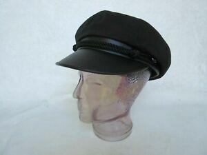Visor Hat Slugger Brando Cap Hot Rod Rockabilly US Army 30er Vintage Nose Art