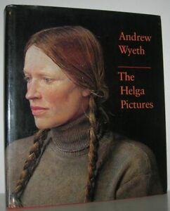 1987 Andrew Wyeth: The Helga Pictures Illustrated HC DJ   eBay