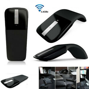 2-4GHz-Wireless-Optical-ArcTouch-Mouse-Mice-With-USB-Receiver-For-PC-Laptop