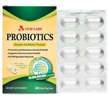 Probiotics 20 Billion CFU 60 Enteric Coated Veg Caps