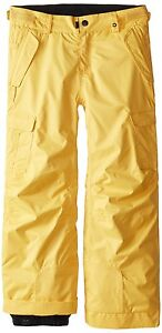 686 Boys All Terrain Pant (M) Yellow