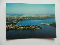AK LUFTKURORT RATZEBURG Domhalbinsel Luftaufnahme NR. 520-353 88/75  1975