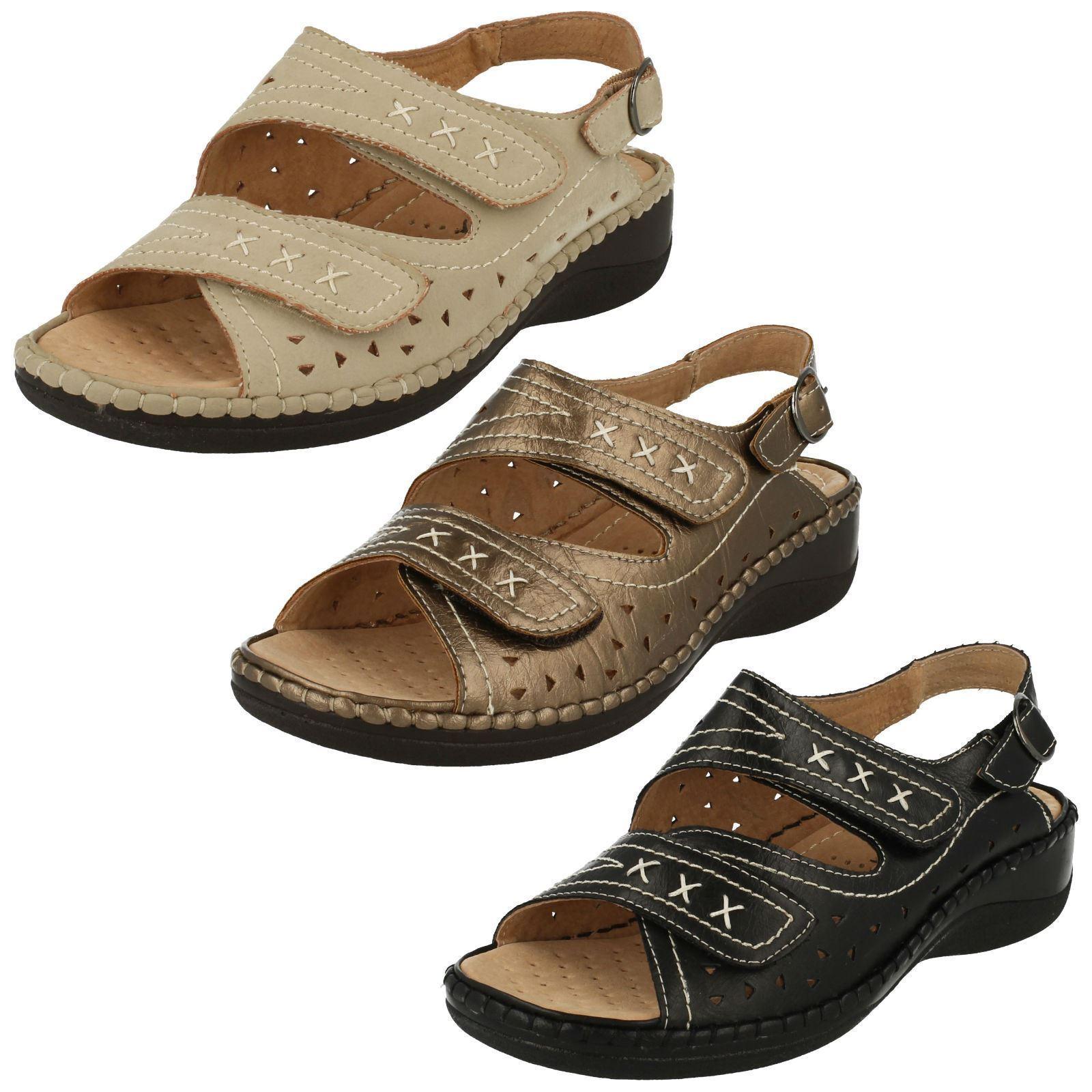 Ladies SANDPIPER wedge  wedge SANDPIPER sandals style sun 596841