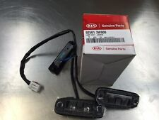 NEW OEM 2011-2015 KIA SPORTAGE REAR LICENSE PLATE LAMP ASSEMBLY - BOTH SIDES