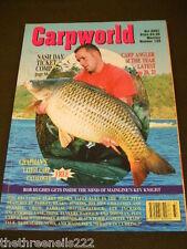 CARPWORLD #133 - OCT 2001