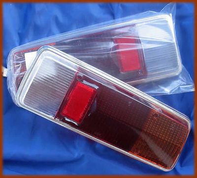 Alfa Romeo 1750 / Junior Z - Gemme Fanali Post Rear Lenses Impermeabile, Resistente Agli Urti E Antimagnetico