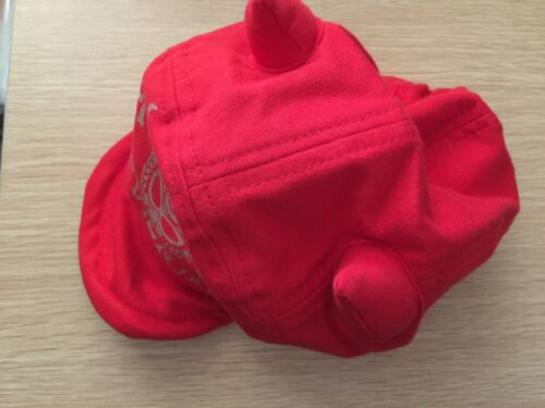 Girls Boys Baby Kids Children Hysteric devil Ear rock Soft Cotton Hat Cap