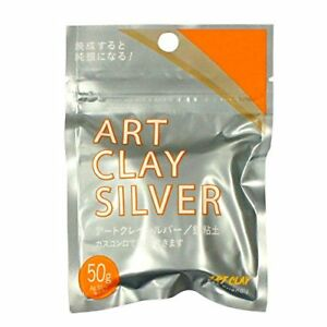 Art-Clay-Silver-50g-A-0275-from-Japan