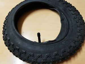Kids 12 1//2 x 2 1//4 Inch Bike Tyres 2 x Deli Pram
