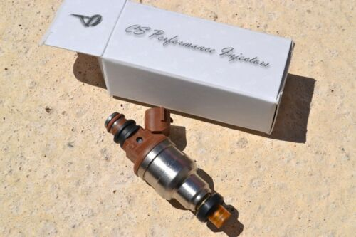 OEM Nikki Fuel Injector INP-482 Rebuilt by Master ASE Mechanic USA 1