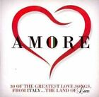 AMORE & San Valentino Various Artists Audio CD